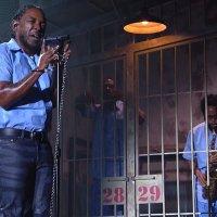 Kendrick Lamar Timeline 2016 Grammy Performance