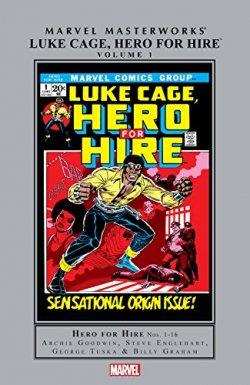 Luke Cage, Hero For Hire: Marvel Masterworks Vol. 1