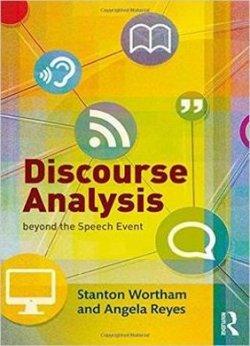 Discourse Analysis: Beyond The Speech Event