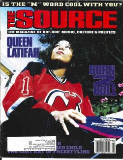 The Source No. 56 (05/1994): The Magazine of Hip-Hop Music, Culture & Politics