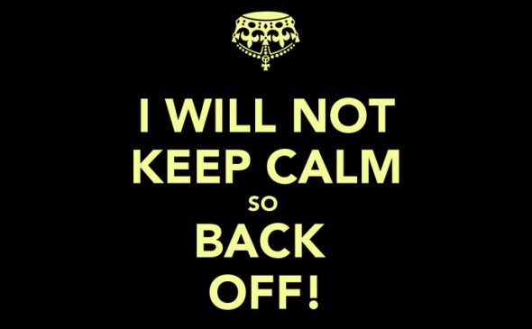 Back Off